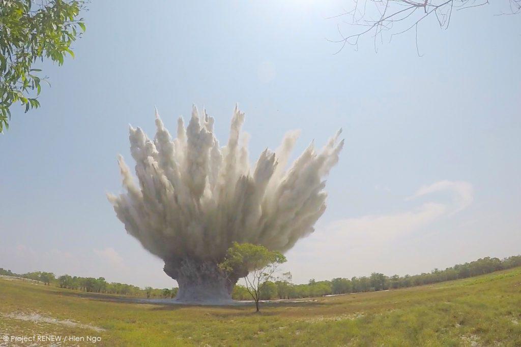 destruction of M117